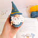 Gnome Wizard toy pattern