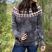 Autumn Tweed Pullover pattern