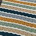 Ophelia Ripple Blanket pattern