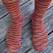 Gusset Heel Socks pattern