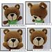 Freddy Teddy pattern
