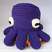 Cube Octopus pattern