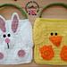 Easter Bag Buddies pattern