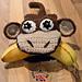 My first puppets: Michael Monkey pattern