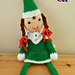 Mrs Christmas Elf pattern