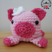 Doodle Zoo 6: Petunia the Pig pattern