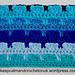 Bargello Florentine Stripes pattern