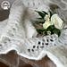 Shining Light Wedding Wrap pattern