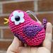 Little Kooky Bird Amigurumi pattern