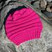 Diamonds and Purls Slouchy Hat pattern