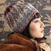 #15 Cabled Hat pattern
