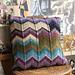 #22 Zig Zag Pillow pattern