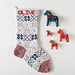 Nordic Stocking pattern