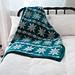 Snowdrift Blanket pattern