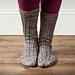Don't Interrupt Socks pattern