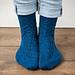 Time Lord Socks pattern