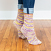 Slanted Socks pattern