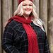Brigit Cabled Hat & Scarf Set pattern