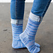 Go Your Own Way Socks pattern
