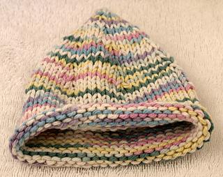 Conehead Preemie Hat