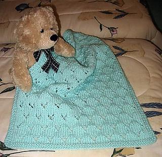 Logan's Half Blanket