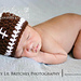 Newborn Football Hat Pattern pattern