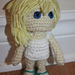 Namine Doll pattern