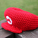 Mario Hat - NB to Adult Sizes pattern