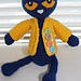 Pete the Cat - Accessories pattern