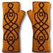 Yasmin Fingerless Mittens pattern