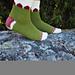 Wish socks pattern
