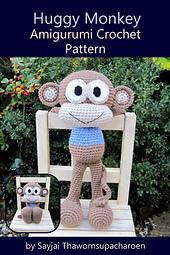 Ravelry: Elliott Giraffe pattern by Sweet N' Cute Creations ... | 255x170