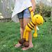 Happy Bee Amigurumi pattern