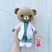 Doctor Beary Bear pattern