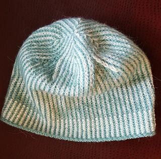 OneOne Winter Hat Design by Karen Vølund Fechter