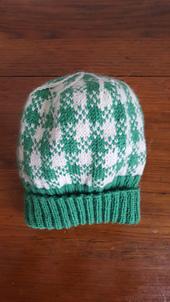 Sweet Buffalo Hat  by Karen Vølund Fechter January 2020