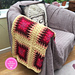 Gemstone Blanket 'Energised' pattern