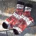 Easy Toddler Socks pattern