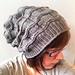 Ripple Slouchy Hat pattern