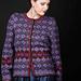 Fridas lilla drømmekofte pattern