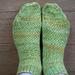 Reptilian Sockettes pattern