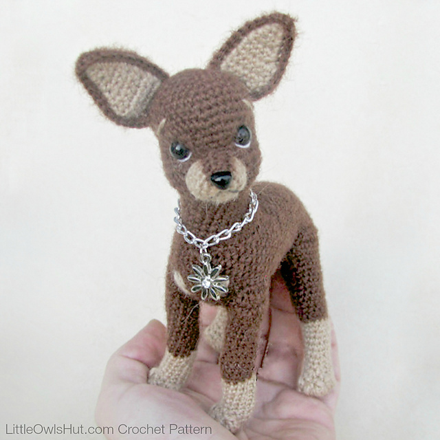2019 Best Amigurumi Crochet Dog Patterns | Crochet dog patterns ... | 640x640