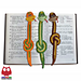 014 Snake bookmark pattern