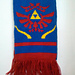 Hyrule Warriors Scarf pattern