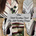 Bree Thistle Wedding Shawl pattern