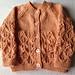Leaf Lace Cardigans pattern