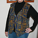 Magical Mitered Vest pattern