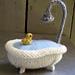 Tiny Bathroom pattern