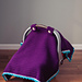 Car Seat Canopy Tent Afghan Cover pattern