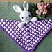 Bunny Lovey pattern